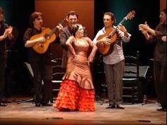 """No cabe más talento. Miguel Poveda y Eva Yerbabuena - Fin de Fiesta - Estreno """"Tierra de Calma"""" - 28.09.2006"""