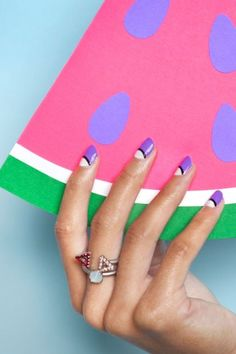 Our best bets for perfect summer manicures. Photo by Amelia Alpaugh