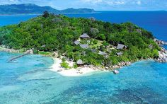 The Seychelles, most beautiful island that has to be one of my destinations in the near future.