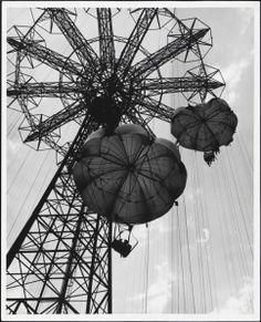 It is the only remaining structure of the amusement park, which was demolished in 1966. In 1980 the Parachute Jump was placed on the National Register of Historic Places. Nine years later, New York City identified it as a landmark.