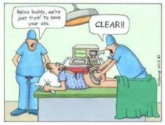 Just trying to save your ass funny medical / office humor cartoon Haha Funny, Funny Shit, Funny Jokes, Hilarious, Funny Stuff, Poop Jokes, Funny Mems, Random Stuff, Funny Cartoons