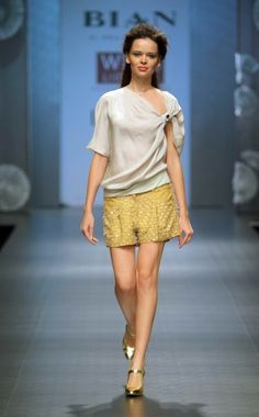 """""""Wills Lifestyle India Fashion Week SS 2010"""" Day 2 by BIAN by G Pia Fleming #Fashion #WillsLifestyle"""