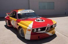 BMW E9 3.5 CSL