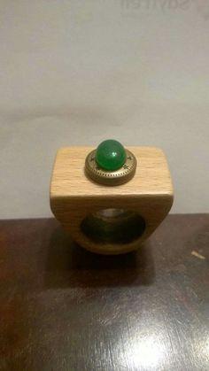 Ahşap yüzük, wooden ring, wood