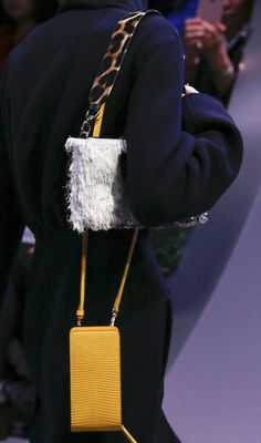 Dior Goes With a Squat Lady Dior and Packing-Inspired Purses for Fall 2016