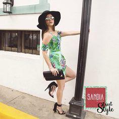 Feliz jueves!! Luce tu #SandiaStreetStyle dónde quieras y usa el tag, así todas verán tu look fabulous de Sandia