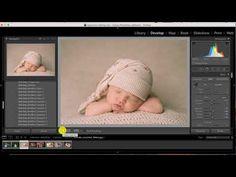 Bella Baby Complete Lightroom Newborn Workflow – Pretty Presets for Lightroom