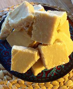 Stella's Meza: Labania Za Maziwa (Kenyan Milk Fudge)