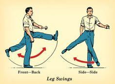 Exercises to Undo Damage of Sitting