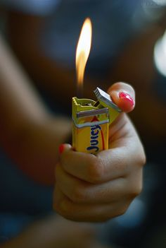 I wouldn't need a lighter for anything but I'd love to just have this.
