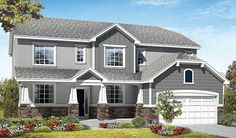 New Homes In Lehi Ut Home Builders In Colonial Park Richmond American Homes Home Builders New Homes