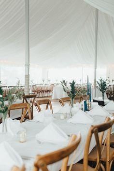 Wedding reception ideas, photography, floral, minimalist decorations, tent wedding