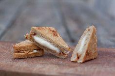 Deep-Fried Mozzarella Sandwiches (Mozzarella in Carrozza) recipe on Food52