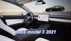 tesla model 3 In a new look 2021   teslaproducts New Tesla, Pole Star, Nissan Leaf, Falling Down, Long Distance, Motor Car, New Look, Volkswagen, Model