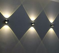 Enhance your style Item Type: Wall Lamps Shade Type: Shadeless Shade Direction: Up & Down Features: LED Body Material: Aluminum Usage: Industrial Warranty: 2 years Light Source: LED Bulbs Number of li                                                                                                                                                                                 More