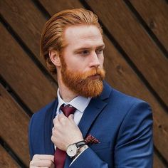You did not wake up today to be mediocre. Be the best of you always. by beard.business