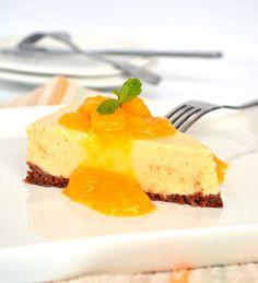 Cheesecake de mango Thermomix