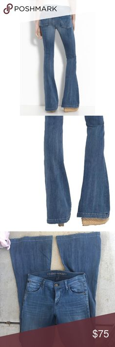 Citizens of Humanity Flare jeans The softest most flattering jeans ever!! Like NeW! Citizens Of Humanity Jeans Flare & Wide Leg