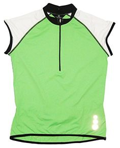 Canari Serenity Womens Medium Sleeveless Cycling Jersey Lime Green     See  this great product.Note It is affiliate link to Amazon.  FunCycling 0f55bc14f