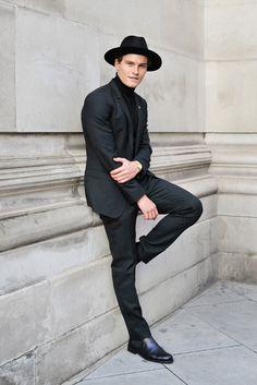 Что носили мужчины на Неделе моды в Лондоне