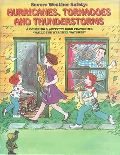 PDFs of Emergency Preparedness Coloring Books for Kids |