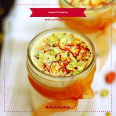 Holi recipe: Banarsi Thandai  by Anurag Shrivastav