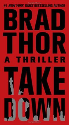 Takedown: A Thriller by Brad Thor http://www.amazon.com/dp/1451636156/ref=cm_sw_r_pi_dp_3vn0ub0D2BM9Z