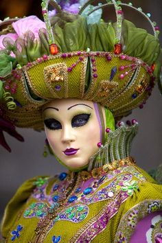 Carnival in Venice - Jim Zuckerman Photography.