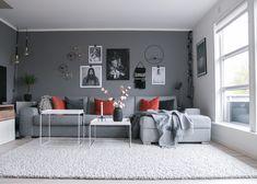 Inneholder sponsede produkter //  God torsdagskveld! Endelig hadde jeg litt tid til å sette meg ned foran PC'en og blogge litt. Som jeg skrev i for...    #interior #interiør #interiordesign #interiors #scandinavian #moderninteriordesign #livingroom #lovewarriors #haydesign #hay #skeidar #housedoctor #bolia #nordsjo