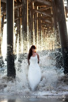 Trash the Dress Photography by A Shutter in Time Photography, via 500px