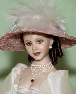 Miranda Miniature Doll - by Brigitte