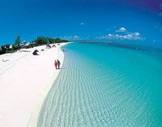 Turks & Caicos. Yes please =)