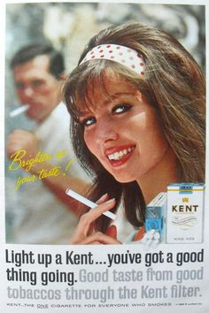 Christian Montone: 1960s Ads: Pleased As Punch