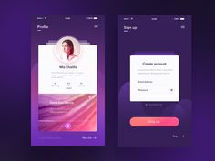 App Design by Zaib Ali #Design Popular #Dribbble #shots
