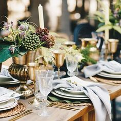 ✨ Escape with a colonial inspired wedding celebration.  Neutral linens, elegant brass and botanical greenery make a dramatic impression on our sophisticated tablescape with a touch of formality.  Styling: @savethedate.ae  Photographer: @purpletreephotography  Flowers: @tulipano_decor  Stationary: @PretaPapier  Dress and Hair Accessories: @TheBridalShowroomDubai  Hair and Make-up: @PlatinumBlackae  Model: Generva @coverpagedubai  Venue: @WahatAlSahraa  Cockatoo parrot: @alTami