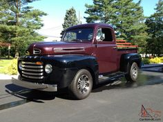 1950 Ford F1  Pickup Photo