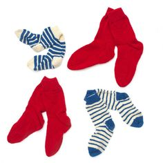 Patons Basic Socks, Striped I - Child (2/4)