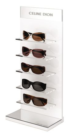 Point of Purchase - Eyewear Collection by Mandy Wong at Coroflot.com