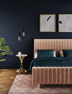 Moodboard - Interior Design Trends for 2019 Interior Design Trends, Interior Design Kitchen, Design Ideas, Design Projects, Luxury Interior, Bathroom Interior, Kitchen Decor, Luxury Decor, Modern Bedroom