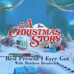 Watch A Christmas Story Live TONIGHT 7/6c on FOX! Matthew Broderick shares his favorite present he's ever received.