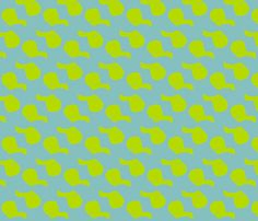 Preppy Saddles fabric by ragan on Spoonflower - custom fabric