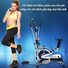 Xe đạp tập thể dục Orbitrac K2085