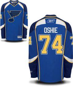 St. Louis Blues 75 Ryan Reaves Home Jersey - Blue St Louis Blues 6ac4b5526