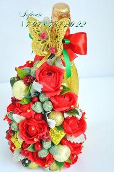 "Gallery.ru / ""Бабочкина елка"" - Новый год уже в пути - Sofiann"