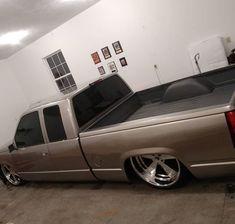 1998 Chevy Silverado, 85 Chevy Truck, Chevy Trucks Lowered, Obs Truck, Custom Chevy Trucks, Dodge Trucks, Lowrider Trucks, Dropped Trucks, Chevy 1500