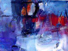 Misty blue, Anna Hryniewicz