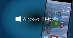 Microsoft says Windows 10 Mobile will soon be as fast as Windows Phone 8.1 - Learn More about this amazing Software on The Notice Centre