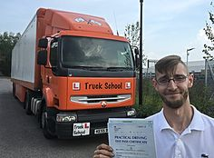 See who has passed their HGV Class 2 and Class 1 driving test and check out how many are FIRST TIME passes with Truck School Driving Test, Trucks, Cat, News, School, Truck, Schools, Cats, Cat Breeds