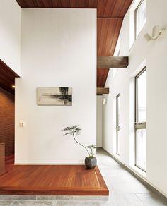 【公式:ダイワハウスの注文住宅サイト】建築事例・実例を住まい方別にご覧いただけます。「光と風の平屋」