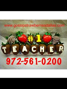 Chocolate Covered Treats, Chocolate Dipped Strawberries, Apple Cake Pops, Cupcake Flower Bouquets, Teacher Cakes, Chocolate Stores, Strawberry Decorations, Strawberry Dip, Chocolate Bouquet